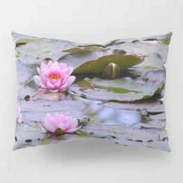 Water Lilies Pillow Sham