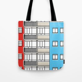 Edificio Canaima -Detail- Tote Bag