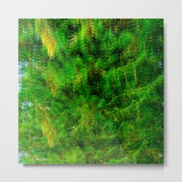 Ode to Trees Metal Print
