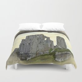 Archway To History Duvet Cover