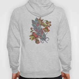 One little feather Hoody