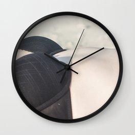 Softcore Goth Porn #1 Wall Clock