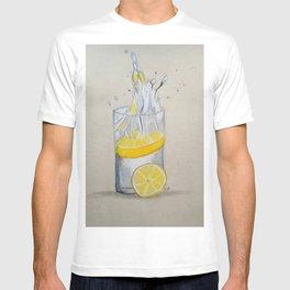 Lemon in water T-shirt