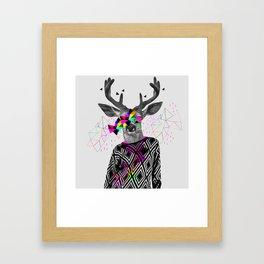 WWWW Framed Art Print