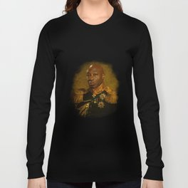 Michael Clarke Duncan - replaceface Long Sleeve T-shirt