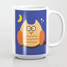 Owlie at night Coffee Mug