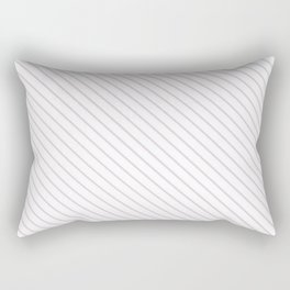 Orchid Ice Stripe Rectangular Pillow
