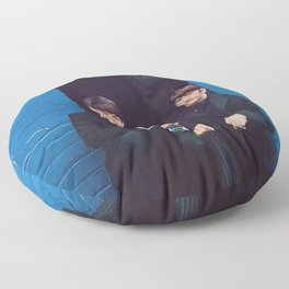 Royal Command Performance Promotional Poster Floor Pillow
