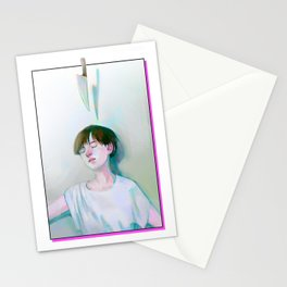 Mob & knife Stationery Cards