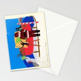North Pole Navigation Stationery Cards