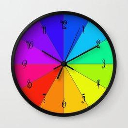 clock face -50- Wall Clock