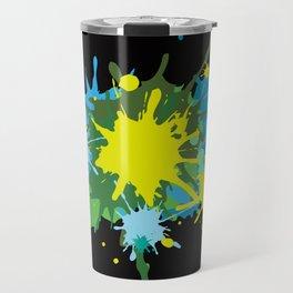 ink splash 2 Travel Mug