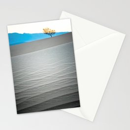 Morning in Mesquite Flat Dunes Stationery Cards