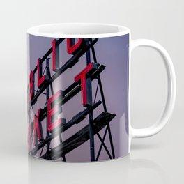 Pike Place Neon Sunrise Coffee Mug