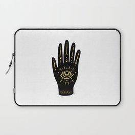 Evil Eye Hand Laptop Sleeve