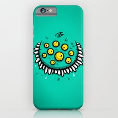 FUNNY EYEBALLS iPhone 6s Slim Case