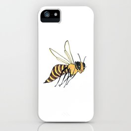 Mobile Bee iPhone Case