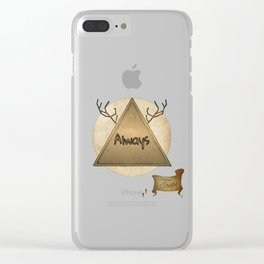"""""""Always"""" - Severus Snape Clear iPhone Case"""