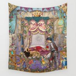 Sleeping Beauty Wall Tapestry