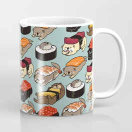 Sushi Otter Coffee Mug
