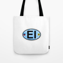 Emerald Isle - North Carolina. Tote Bag
