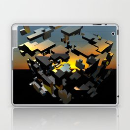 3D Graphic by Leslie Harlow Laptop & iPad Skin