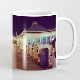 Old victorian Pier Coffee Mug