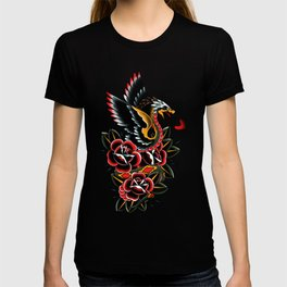 Eagle serpent T-shirt