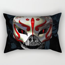 KITSUNE DEATH Rectangular Pillow