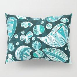 Canopy Blue Pillow Sham