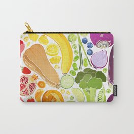 Eat Well Carry-All Pouch