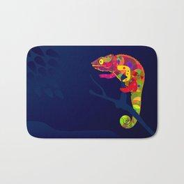 Paper Craft Chameleon Bath Mat