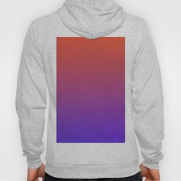 STEAM SCENE - Minimal Plain Soft Mood Color Blend Prints Hoody