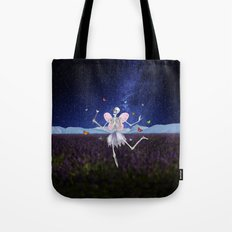 The Death Fairy Tote Bag