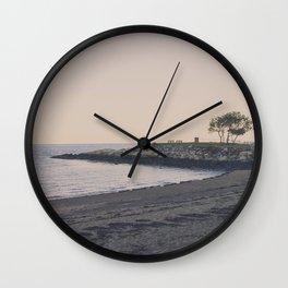 Kennebunk Port Wall Clock