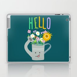 Happy Day- Watering Can Laptop & iPad Skin