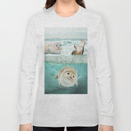 Arctic Expedition Long Sleeve T-shirt