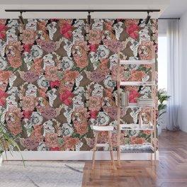 Because English Bulldog Wall Mural