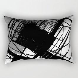 Fire Tower Rectangular Pillow