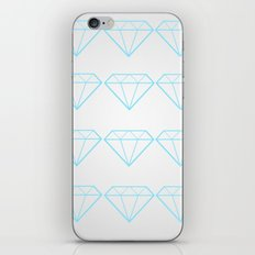 Diamonds Are A Girls Best Friend iPhone & iPod Skin