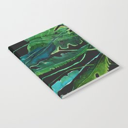 tropical nature compilation at nigth Notebook