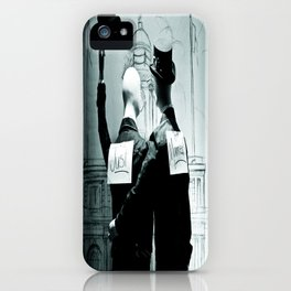 Legalize x Just Married! iPhone Case