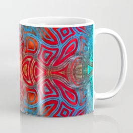 The Easter Bunny Visual Enigma III Coffee Mug