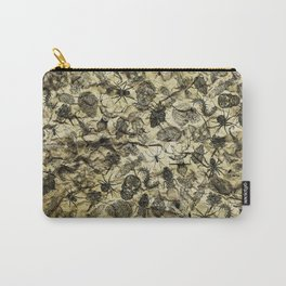 Pattern inked on rock Carry-All Pouch