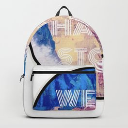 OUR STORY Backpack
