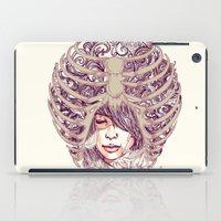 huebucket iPad Cases featuring Your Bone by Huebucket