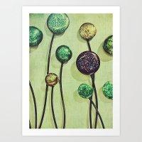 artsy Art Prints featuring Artsy Art by Artsy Arts By Rosanna.