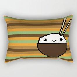 Ricebowl Rectangular Pillow