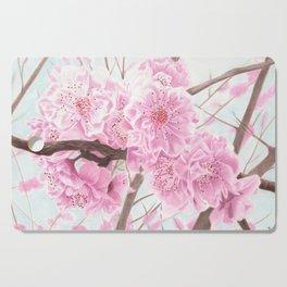 Blooming Cutting Board