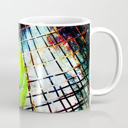 Tennis art print work vs 6 Coffee Mug